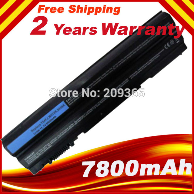 Laptop Battery For Dell Latitude E6120 E6220 E6230 E6320 E6330 E6320 XFR E6430s Series 09K6P 0F7W7V 11HYV 3W2YX 5X317 7FF1K