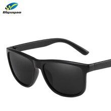 DIGUYAO Polarized Sunglasses Mens Driving Shades Male Sun Glasses For Men Retro Square 2018 Luxury Brand Designer Oculos