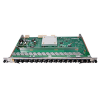 HUWEI GPON EPON 8Ports 16Ports Service Card For HUAWEI OLT with C+ SFP Modules