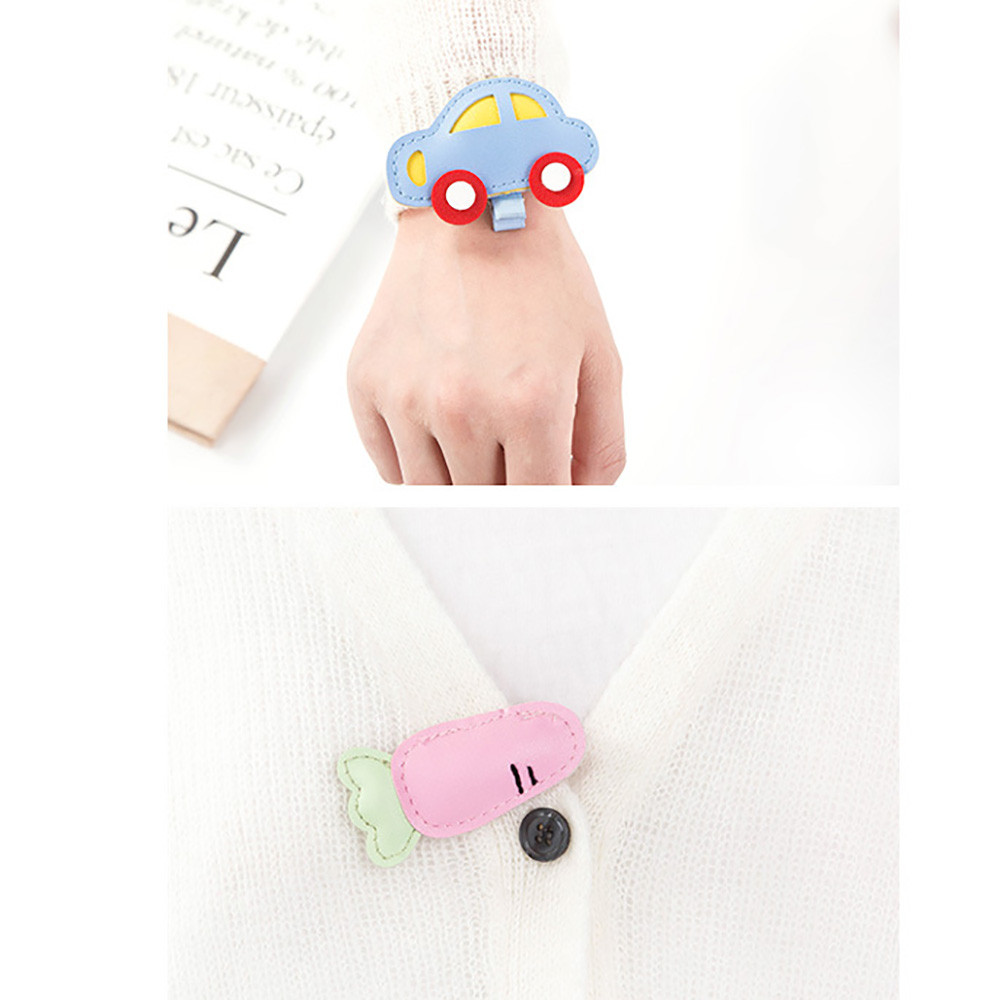Image 5 - 2019 Summer Mosquito Repellent Buckle Mosquito Repellent Clip Clothespin Hairpin convenient and  practical HOT Sale product-in Repellents from Home & Garden
