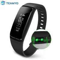 TEAMYO V07 Smart Band Watches Blood Pressure Heart Rate Smart Bracelet Fitness Tracker Pedometer Alarm Clock Sport Wristband