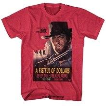 5fc83a81 2019 funny t shirts Clint Eastwood Men's Fashion T-shirt(China)