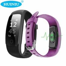 ID107 плюс HR умный Браслет GPS монитор сердечного ритма фитнес Шагомер группы Bluetooth 4.0 спортивной деятельности трекер Браслет