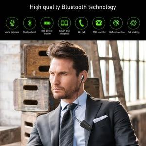 Image 2 - 高級最新fineblue F990ワイヤレスビジネスbluetoothヘッドセットスポーツドライバーイヤホン伸縮クリップにステレオインナーイヤー型振動