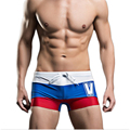[Superbody series] striped nylon shorts men comfortable board shorts nylon low waist men shorts#SPVZ