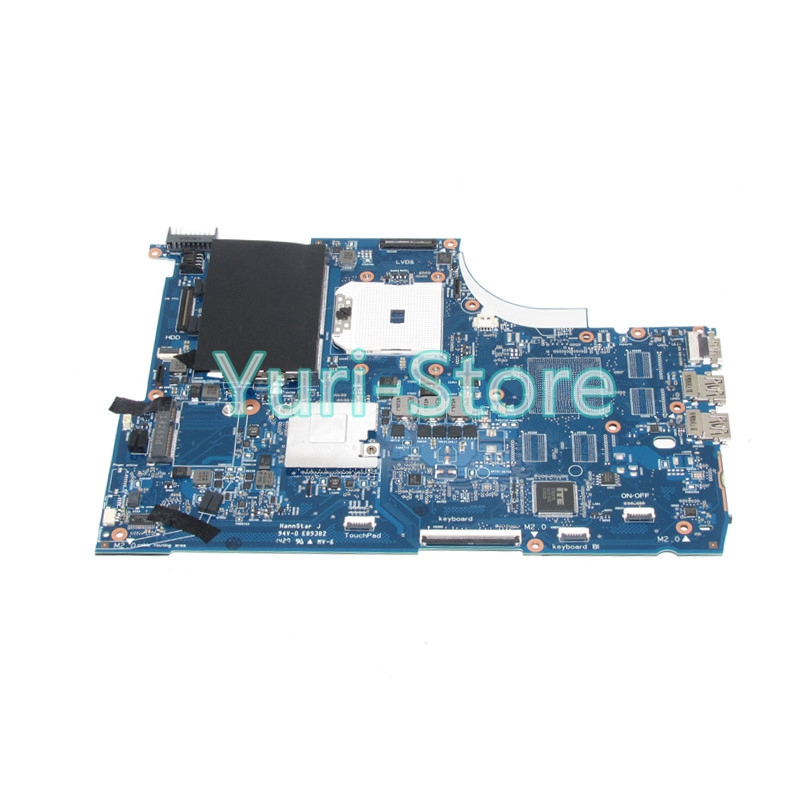 NOKOTION 760042-501 FOR HP ENVY M6-N010DX M6 M6-N Laptop Motherboard 760042-001 100% testeNOKOTION 760042-501 FOR HP ENVY M6-N010DX M6 M6-N Laptop Motherboard 760042-001 100% teste