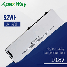 "Buy 10.8V 52Wh A1281 A1286 ( 2008 Version ) laptop battery For MacBook Pro 15"" MB470 MB471 MB772 MB772*/A MB772J/A directly from merchant!"