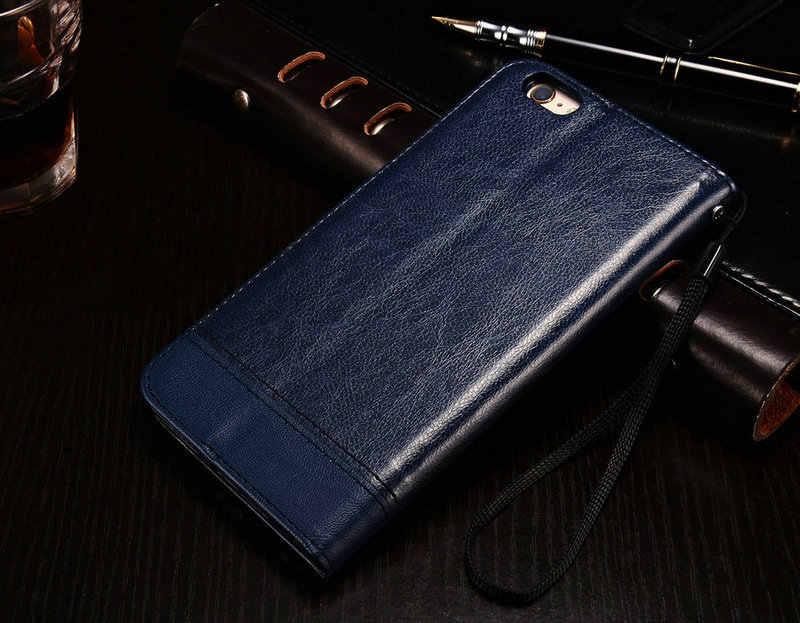 Кожаный магнитный чехол для iPhone X 8 5 6 6S 7 Plus, бумажник для карт, подставка, благородный деловой смарт-держатель, флип-сумка, роскошный, полный корпус, новинка