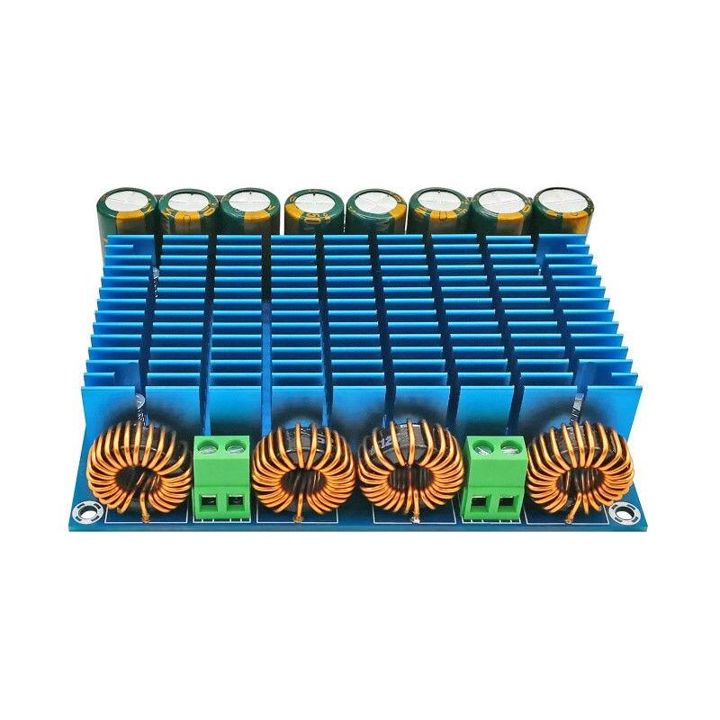 TDA8954TH Audio font b Amplifier b font Board Class D Dual channel Digital Amp 420W 420W