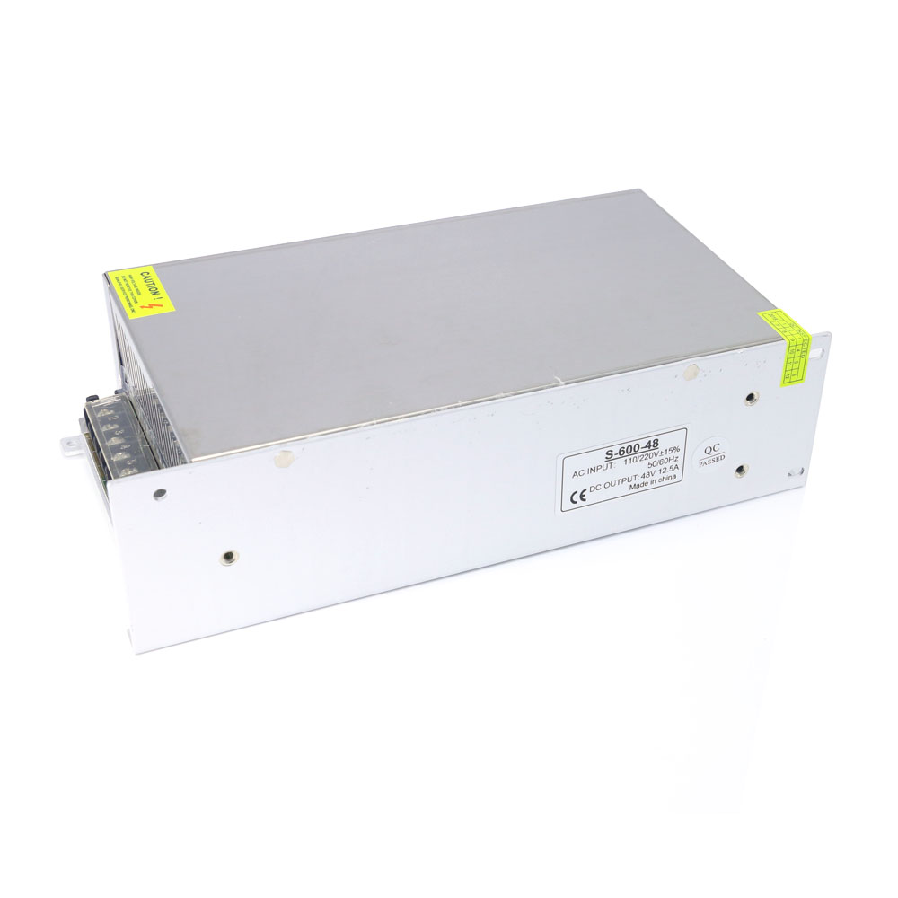 цена Power supply unit AC DC 48V 600W high power switching power supply Voltage Regulator 220v to 48v power supply