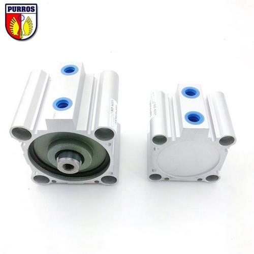 ФОТО CDQ2B 63 Cylinder, Bore: 63mm, Stroke: 75/80/85/90/95/100mm