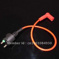High Performance Ignition Coil Red Colour For 110 125 Cc Dirt Pit Bike