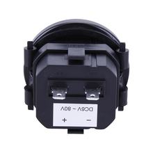 Car Counter Timer Hourmeter 2″ Round
