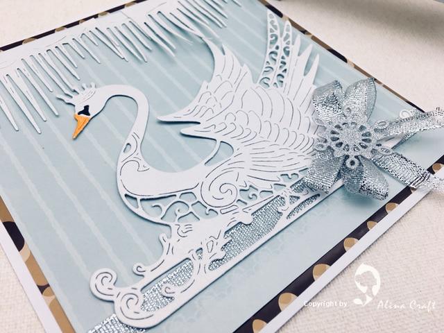 Alinacraft Metal Cutting Dies Cut Diy Scrapbooking Paper Craft