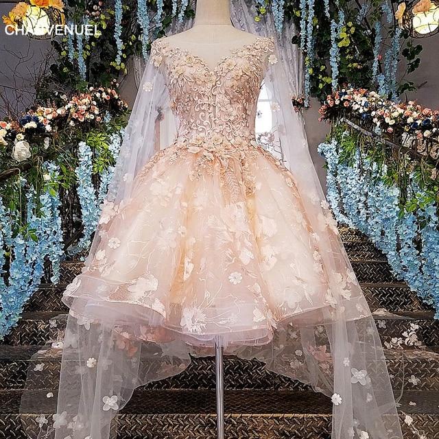 9a86a72a1c6 LS00145 robe de soirée courte 2019 dentelle fermeture éclair dos robe  courte de soirée rose robe