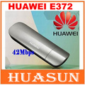 Free shipping original unlocked Huawei E372 42Mbps 3G USB wireless modem dongle