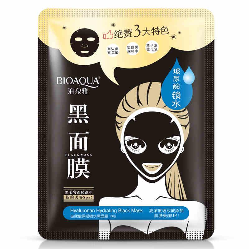 Black mask без желатина