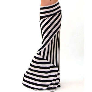 22dc52e6e Jack Smith skirts Womens High Waist Long skirt 2018