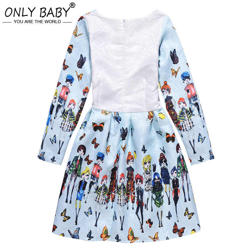 ccfbb0830833 Detail Feedback Questions about Brand Baby Dress Long Sleeve ...