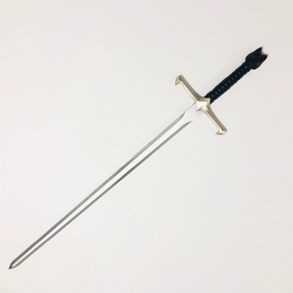 Jon En ice long claw sword PU foam right game weapon ice and fire song