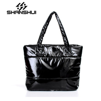 Autumn And Winter New Cotton Jacket Cotton Clothing Women S Bag Fashion Casual Shoulder Bag Space