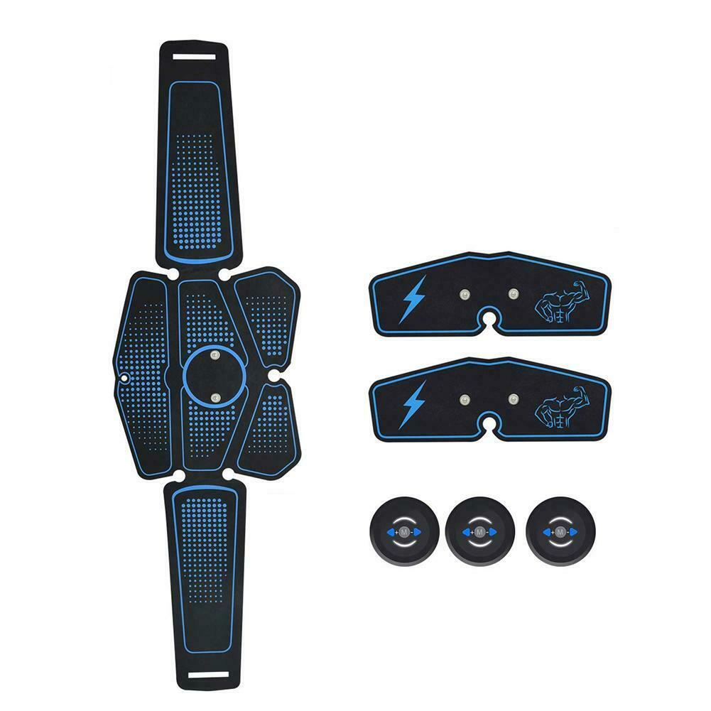 EMS Abdominal Muscle trainer and ABS toning Belt