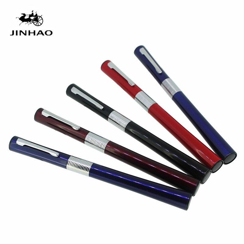 15 Black ballpoint pens