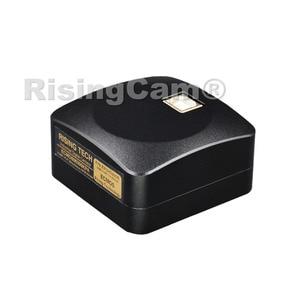 Image 4 - 5.3MP USB2.0 Sony Cmos Imx178 Sensor C Mount Usb Digitale Microscoop Camera