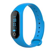 HL 2017 Smart запястье Bluetooth сон Спорт фитнес-трекер активности Шагомер часы MAY4 E22