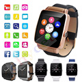 2016 Bluetooth Smart Watch X6 Smartwatch sport watch For IOS Android Phone With Camera Support SIM Card Wristwatch PK Q18 GV18