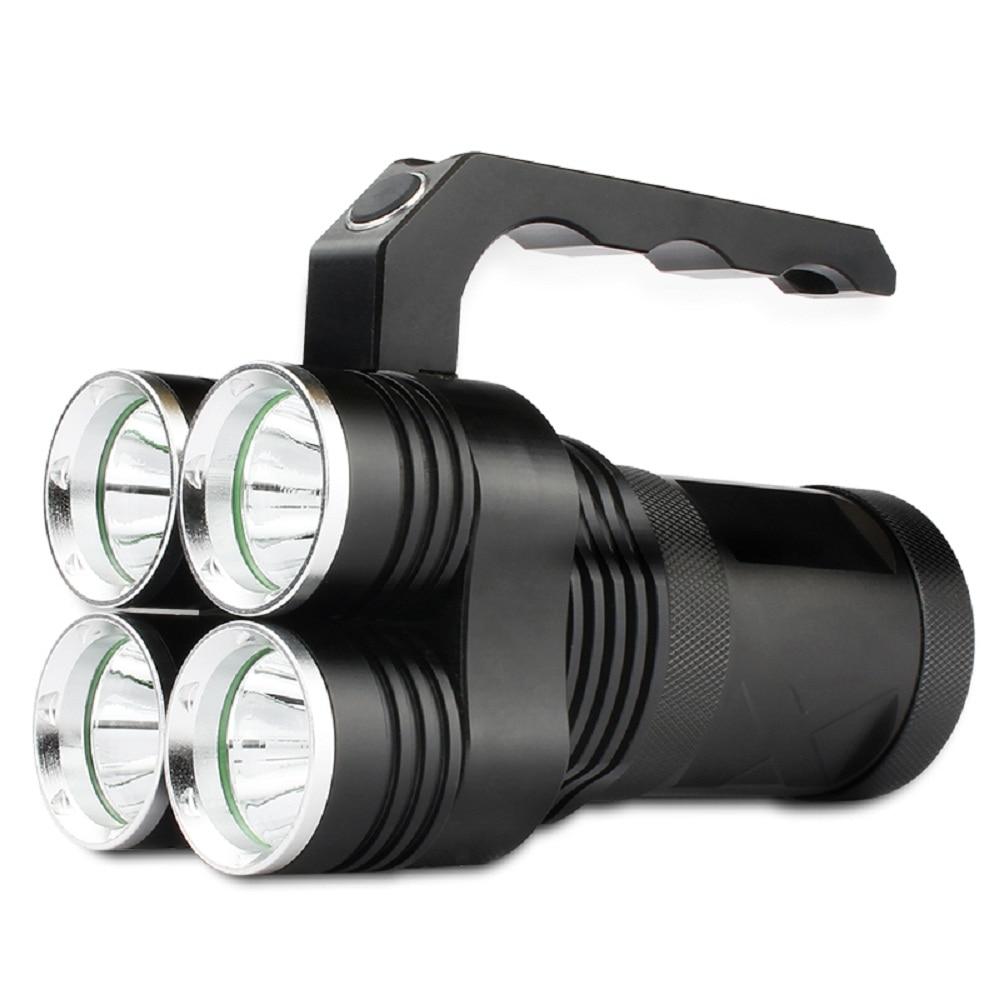 SkyFire Super Lumina puternic 4xL2 LED Spotlight Spotlight în aer - Iluminat portabil