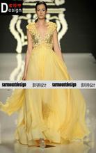 free shipping 2013 New arrival abed mahfouz tantalising luxury wedding formal dress Celebrity red carpet dresses