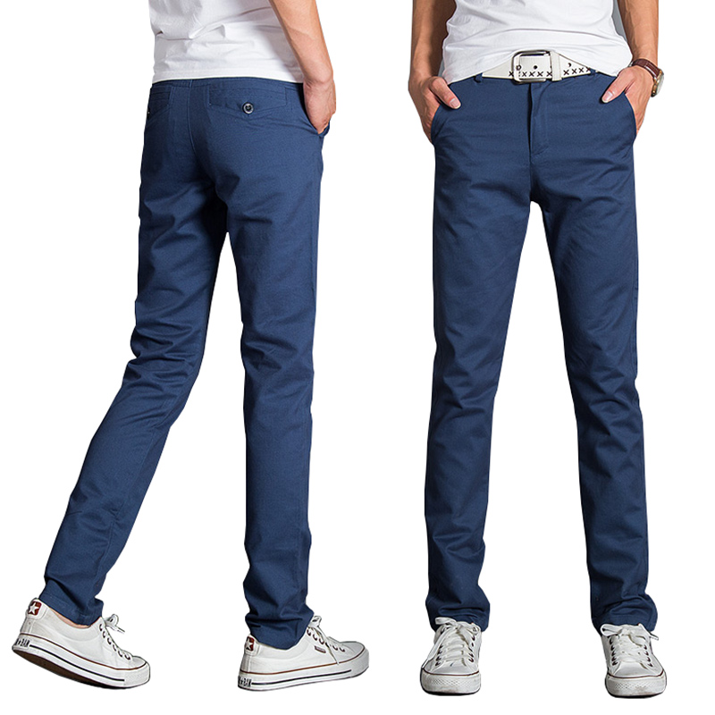 Compare Prices on Skinny Khaki Pants- Online Shopping/Buy Low ...