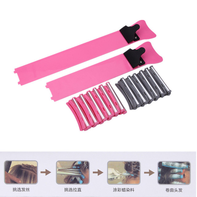 Newest Professional Hair Coloring Set of Tools Set with 24 pcs ...