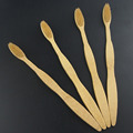 Free Shipping 4PCS/lot Bamboo Toothbrush Eco friendly Oral Care Soft Bristle wooden toothbrush