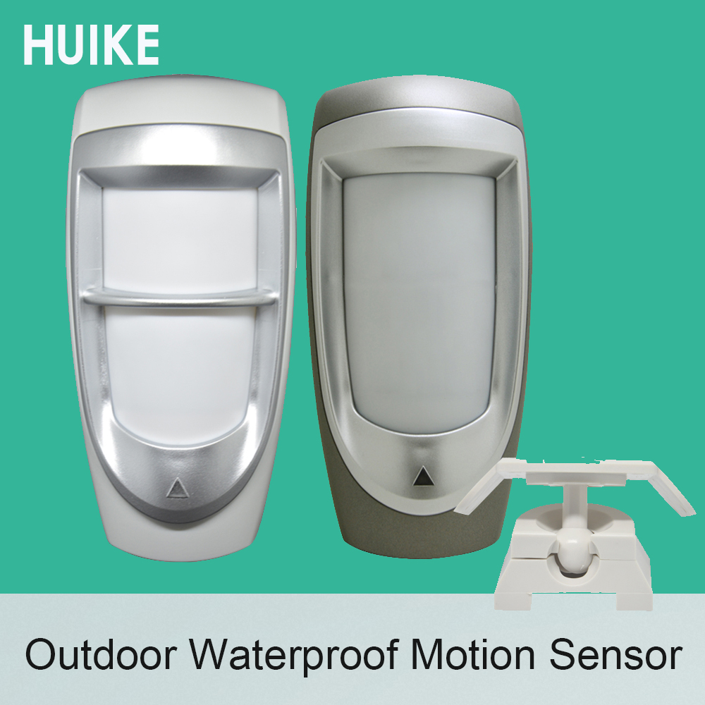 (1 PCS) outdoor Wasserdicht Sicherheit Home Alarmanlage Paradox DG85 Draht Wand Dual PIR sensor Infrarot Motion Detektor
