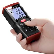 laser distance meter 60m 80m 100m rangefinder laser tape measure