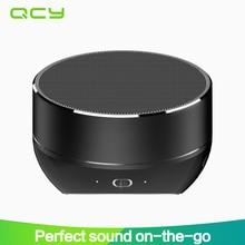 2017 qcy QQ800 мини-беспроводной портативный динамик bluetooth стерео громкоговоритель звук Поддержка карты памяти/AUX/Bluetooth с микрофоном
