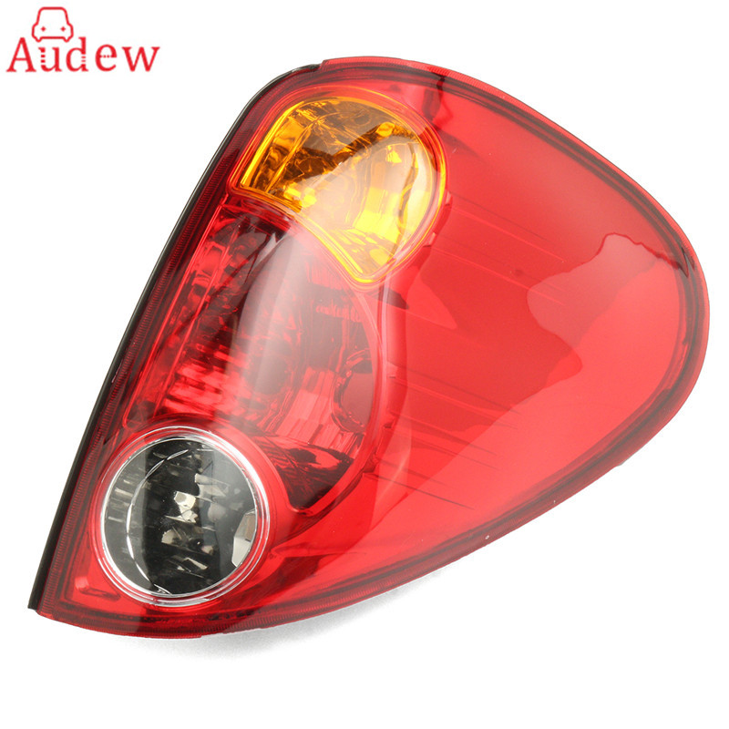 1Pcs Car Truck Tail Light Warning Lights Rear Lamps Tailights Rear Parts Right Hand Len for Mitsubishi L200 Pickup 2006- for mitsubishi l200 kb