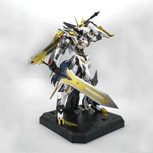 Image 4 - MetalMyth Ijzer Orphans Barbados Dragon King Pillen Dragon Warrior Legering Afgewerkt Gundam Action Figure Kinderen Speelgoed Gift