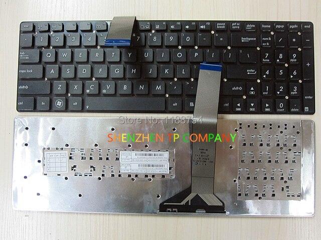 Brand New laptop keyboard  FoR ASUS K55 K55A K55N K55V K55VJ K55VM K55VS K55XI Service Us version BLACK