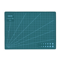 PVC Cutting Mat Cutting Pad Patchwork Cut Pad Size A2 A3 A4 3mm Wallthickness Patchwork Tools