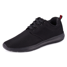 High Quality Men Sneakers Spring Summer Breathable Mesh Jogging Shoes Male Zapatillas Deportivas Light Running For Mens