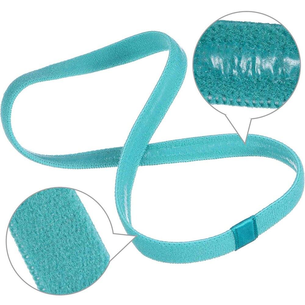 Thin Sport Headbands for Women and Men Non-slip Yoga Hair Band Elastic Sweatbands for Football,Basketball,Soccer,Tennis and Golf (7)