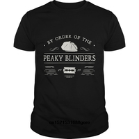 Gildan funny t shirt By Order of The Peaky Blinders T-Shirt tshirt men tee