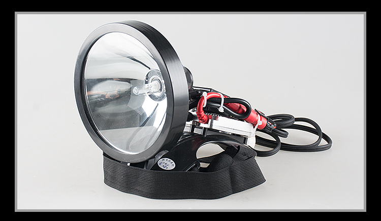 xenon headlamp