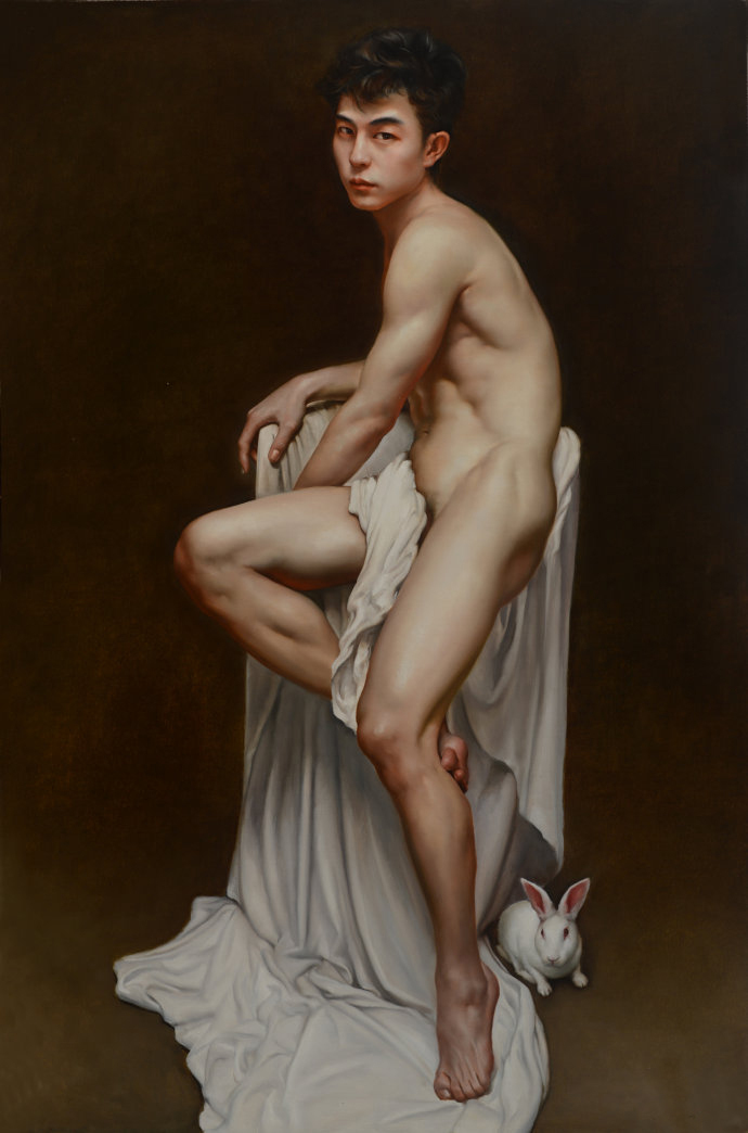 nude young boys art