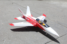 New Arrival Taft Hobby rc airplane jet toy Super Scorpion 90mm metal EDF KIT
