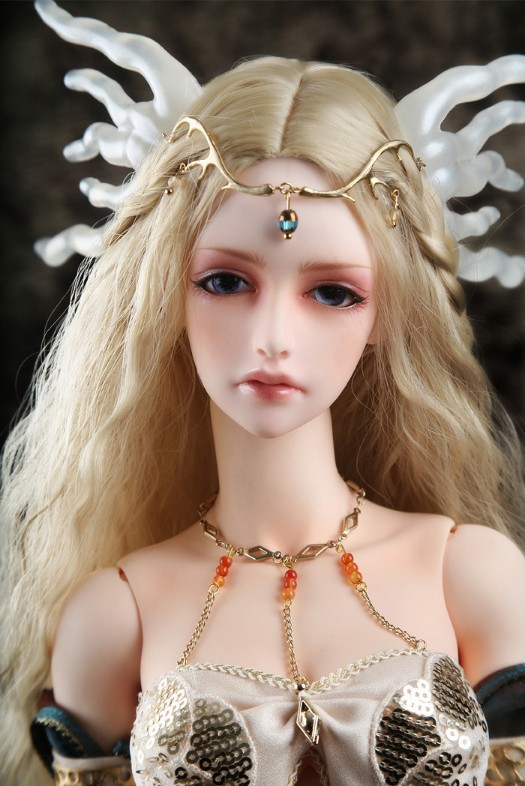 1/3rd  65CM BJD nude doll soom Agate Mother,BJD/SD doll big girl.not include clothes;wig;shoes and other access&ies