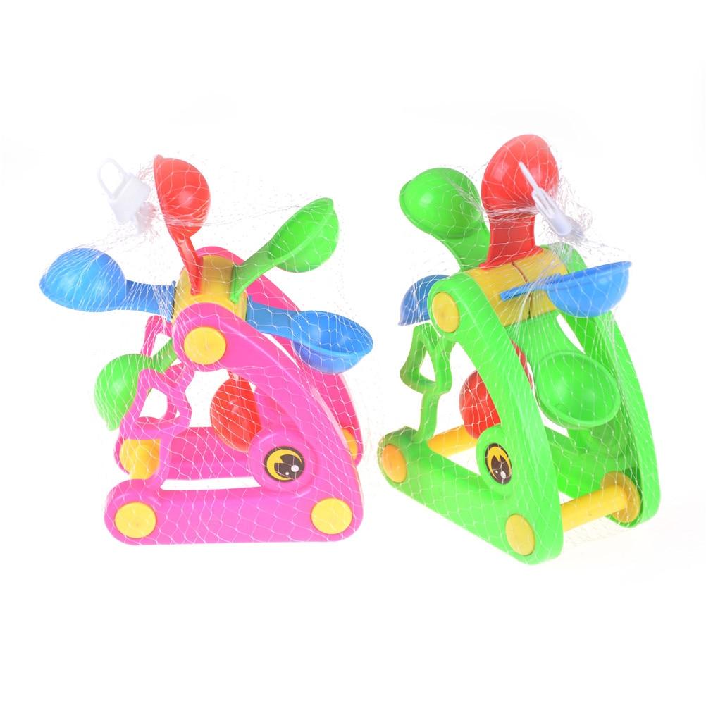 1 Stück Multicolor Baby Badespielzeug Kinder Bad Und Sand Strand Dusche Wasserhahn Bade Wasserspritzen Werkzeug Zufällige Farbe GroßE Sorten